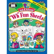 "Super Duper® Ask & Answer® ""WH"" Fun Sheets, Grades PreK-5"