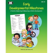 Super Duper® Early Developmental Milestones Book