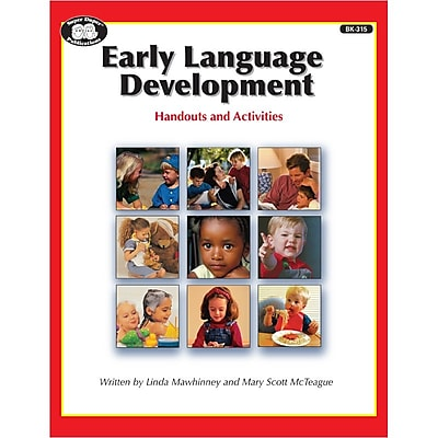 Super Duper® Early Language Development Book