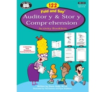 Listening Comprehension Books