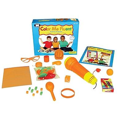 Super Duper® Color Me Fluent® Fluency Program Kit, Grades PreK and Up