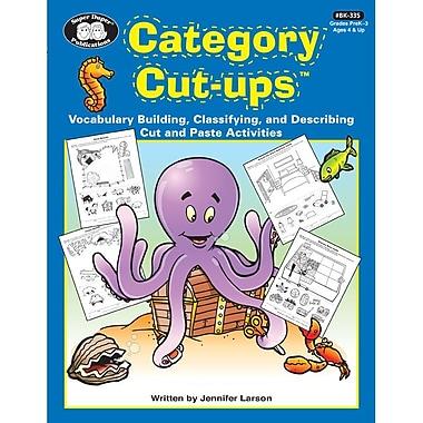 Super Duper® Category Cut-ups™ Book