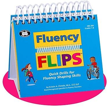 Super Duper® Fluency Flips™ Skill Book, Grades 1-8