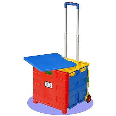 Super Duper Publications Carry All Cart Rolling Storage