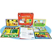 Super Duper® Social Skills Chipper Chat® Magnetic Chip Game and CD-ROM