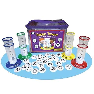 Super Duper® Token Towers™ An Interactive Reinforcement Tool