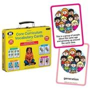 Super Duper® Webber® Level Two Core Curriculum Vocabulary Cards