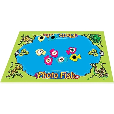 Super Duper® Photo Fish™ Extra Fishing Pond for Magnetic Language and Articulation Game