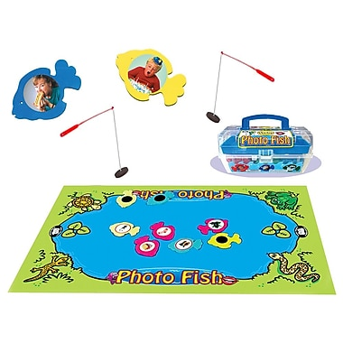 Super Duper® Verbs Photo Fish Magnetic Game
