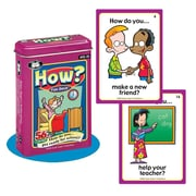 "Super Duper® ""How?"" Fun Deck® Cards"