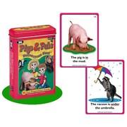 Super Duper® Pigs & Pals Preposition Fun Deck® Cards