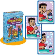 Super Duper® Sequencing Fun Deck® Cards