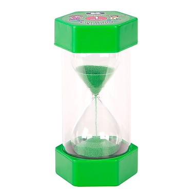 Super Duper® Webber® Fun Sand Timer 1-Minute, Grades PreK and Up