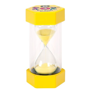 Super Duper® Webber® Fun Sand Timer 3-Minute, Grades PreK and Up