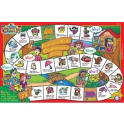 Super Duper® Ask and Answer® Curious Kids Game Board