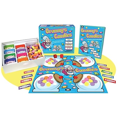 Super Duper® Granny's Candies Delicious Game Board of Word Meanings