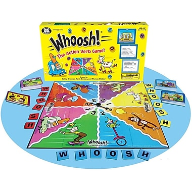 Super Duper® WHOOSH!® Action Verb Card Game