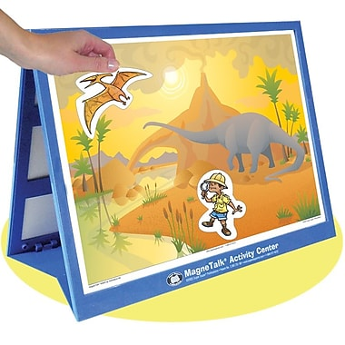 Super Duper® MagneTalk® Match-up Fantasy Story Adventures Game Board With Barrier