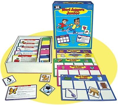 Super Duper® Word Joggers® Junior Semantics and Word Retrieval Card Game
