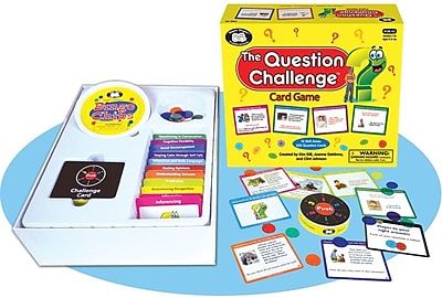 Super Duper Question Challenge Card Game