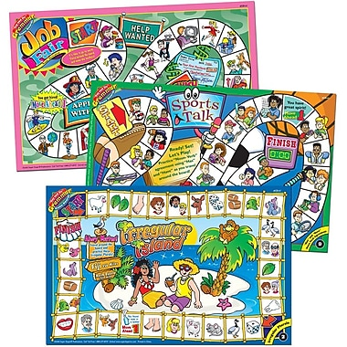 Super Duper® Say and Do® Grammar Game Board