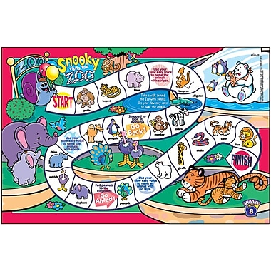 Super Duper® Snooky Snail's™ Fluency Game Board