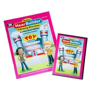 Super Duper® Webber HearBuilder® Following Directions PRO CD