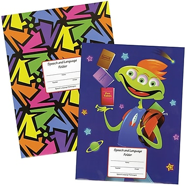 Super Duper® Super 60 Homework Folder Combo