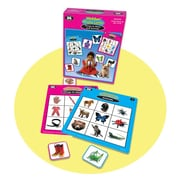 Super Duper® Webber® Things to Wear and Animals Photo Lotto Game Board