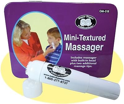 Super Duper® Mini Textured Massager, Grades PreK and Up