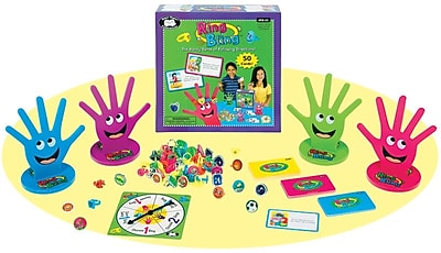 Super Duper® Ring Bling® Handy Card Game