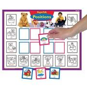 Super Duper® MagneTalk® Positions Magnetic Game Board