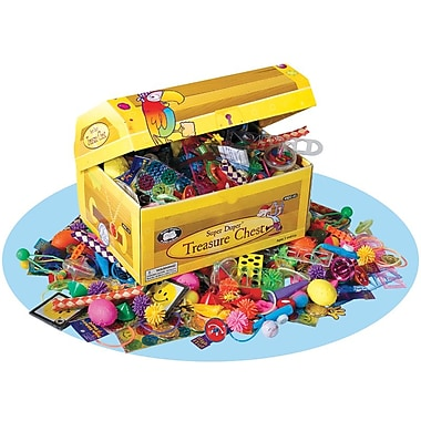 Super Duper Publications SDC33 Treasure Chest Motivational Toys