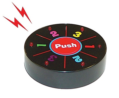 Super Duper Electronic Spinner 1-3 Game Counter