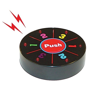 Super Duper® Electronic Spinner 1-3 Game Counter With Sound and Light, Ages 3 and Up