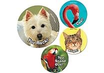 Super Duper® 180 Amazing Animals Reward Stickers