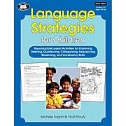 Super Duper® Language Strategies Book For Children