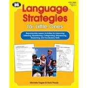 Super Duper® Language Strategies Book For Little Ones