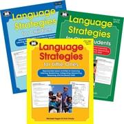 Super Duper® Language Strategies Book Combo For Little Ones, Children, and Older Students