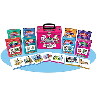 Super Duper® Webber® Phonology Deck Cards