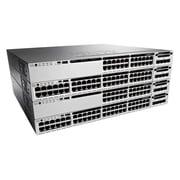 Cisco® Catalyst 3850 PoE IP Managed Gigabit Ethernet Switch, 48-Ports (WS-C3850-48P-E)