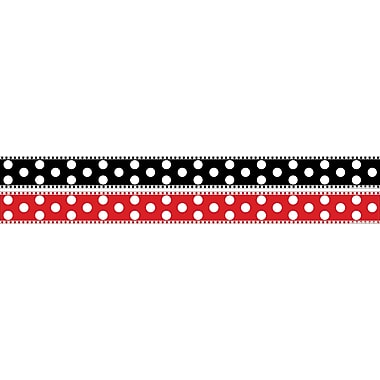 Barker Creek Double Sided Trim, Dots