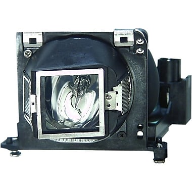 V7® Replacement Lamp for Mitsubishi SD110 Projector, Black (VPL1137-1N)