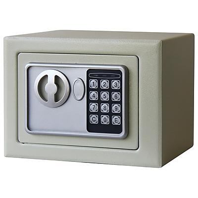 Stalwart™ Electronic Deluxe Digital Lock Steel Safe (886511233751)