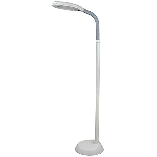 Lavish Home Sunlight Floor Lamp Off White Https Www Staples 3p S7 Is