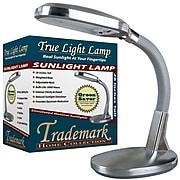 Trademark Home™ 27 W Deluxe Sunlight Desk Lamp, Chrome
