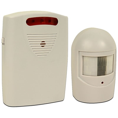 Trademark Global® 82-3731 Driveway Patrol Infrared Wireless Home Security Alarm System