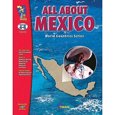 All About Mexico, Grade 4-6