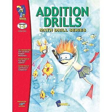 Addition Drills, Grade 1-3