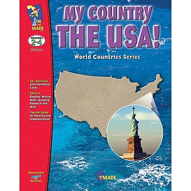 My Country! The USA!, Grade 2-4